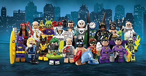 LEGO The Batman Movie Series 2 Collectible Minifigures - Complete Set of 20 Minifigures SEALED (71020)