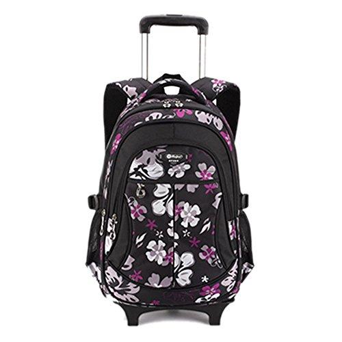 Rolling Laptop Bag Cute - 9