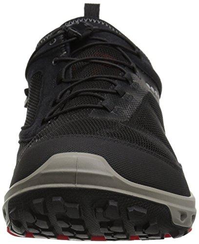 ECCO Biom Venture, Scarpe da Arrampicata Basse Uomo Nero (Black/Black)