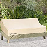 KylinLucky Patio Loveseat Covers for Outdoor Sofa