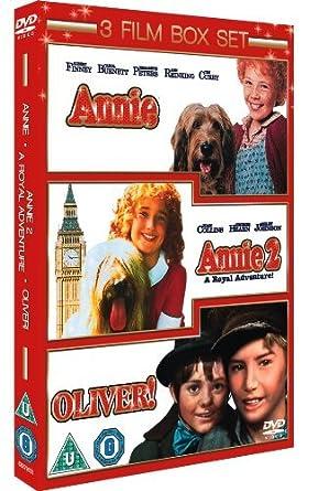 Annie/Annie 2/Oliver [DVD] by Ron Moody: Amazon.es: Richard ...