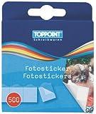 1500(3X 500pcs) Foto Sticker Adesivo di foto