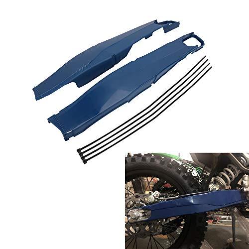 Protectores de basculante para motocicleta K T M EXC 125 200 300, EXC-F 250 350 400 450 y 500, y motocicleta TC 125/250, FC 250/350/450, TE 125/250 y FE 250/350/450