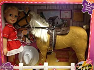 My Life as Cowgirl & Western Horse