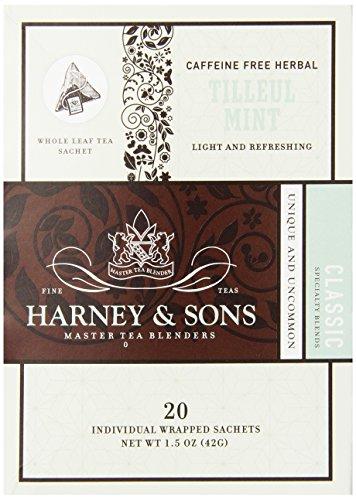 Harney Sons Herbal Tilleul Sachets