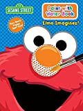 img - for Sesame Street Paint with Water Activity Book - Elmo Imagines book / textbook / text book