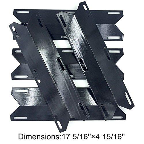 Replacement Porcelain Steel Heat Shield - 5