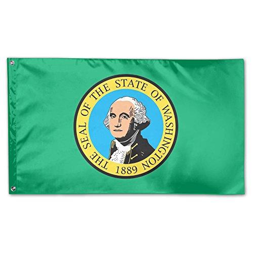 Washington Comforter (Washington Home Garden Flags Stars And Stripes Flag Flag Indoor/Outdoor)