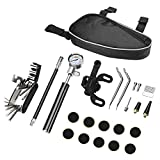 Sue Supply Bicycle Repair Combination Tool Mountain Bike tire Multi-Purpose Repair Tool kit for Both Men and Women