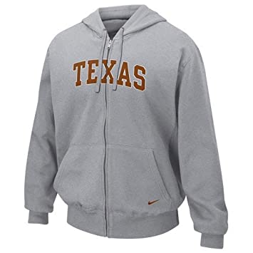 De Nike Classic Cremallera Texas Y Fresno Sudadera Longhorns Con ErrBq