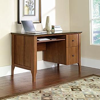 Amazon Com Sauder Appleton Faux Marble Top Writing Desk