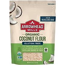 Arrowhead Mills Organic Gluten-Free Coconut Flour, 16 oz.
