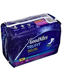 Goodnites Tru-Fit Refill Pack, S/M, 18 ea BOBEBE Online Baby Store From New York to Miami and Los Angeles