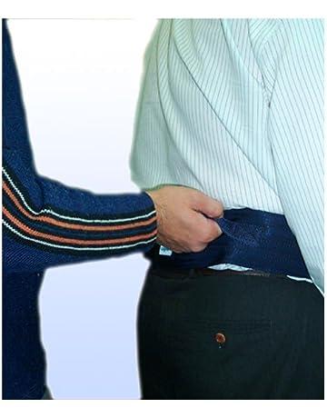 Cinturón de ayuda a la transferencia | Con 2 agarres | Realizado en ratier de alta