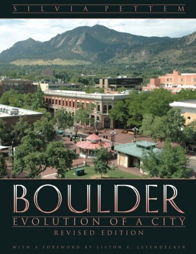 Boulder: Evolution of a City, Revised - Boulder Stores Co
