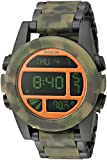 Nixon Men's A3601428-00 Unit SS Digital Display Japanese Automatic Multi-Color Watch