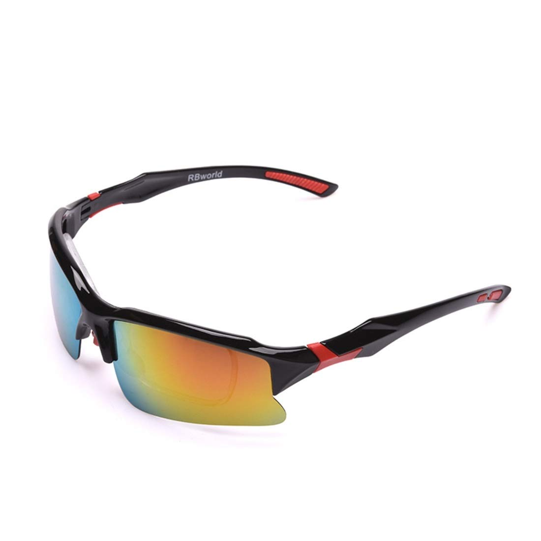 BAOYIT Riding Glasses Polarized Night Vision Fishing Mountaineering Running Sports Glasses Men and Women by BAOYIT