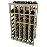 Wine Cellar Innovations Vintner Series 47'' 5-Column Wine Rack with Display Shelf