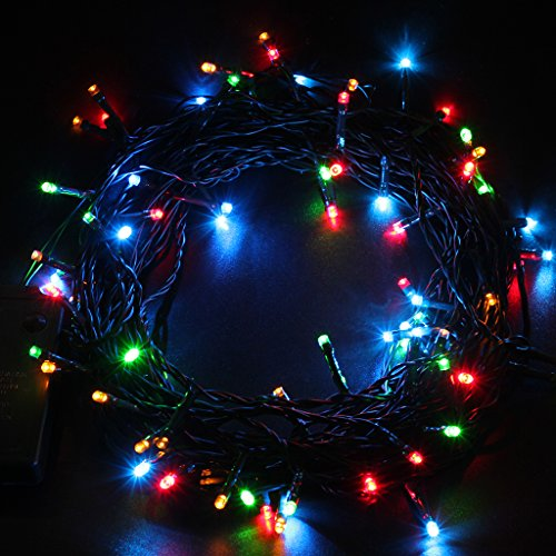 30 mini bulb led battery operated fairy string lights in for Little led lights for crafts