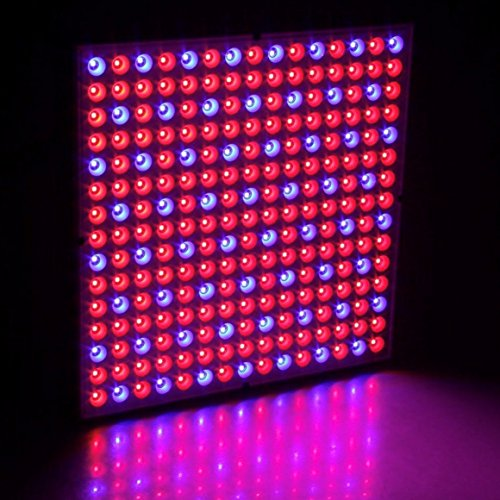 225 Led Plant Grow Light Panel Red Blue Hydroponic Lamp - 6