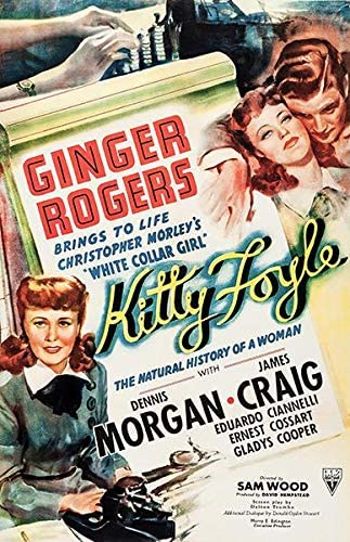 Amazon.com: Kitty Foyle - 1940 - Movie Poster: Posters & Prints