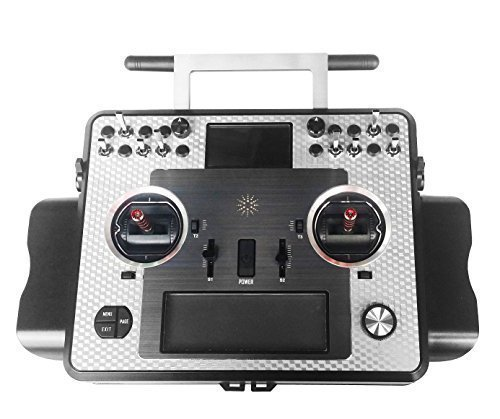 FrSky Taranis X9E 16-channel 2.4ghz ACCST Radio Transmitter (mode 2) with X6R-148