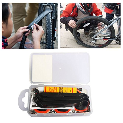 Portable Cycling Bike Bicycle Repair Tire Tyre Tool