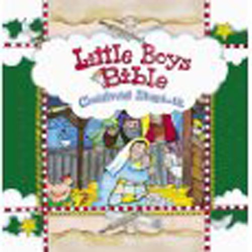 Little Boys Bible Christmas Storybook