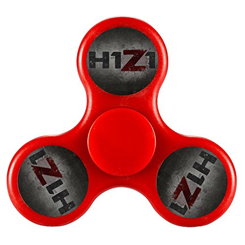 Price comparison product image New Style H1Z1 Tri-Fidget Spinner Hand Toy Relieve Anxiety Tattoo-Red£¬Anxiety and ADHD Finger Spinner Stress Reducer For Kids & Adult