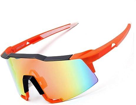 YY4 Lentes grandes Gafas de ciclismo Gafas de sol deportivas ...