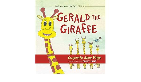 Gerald the Giraffe (The Animal Pack): Amazon.es: Page, Gwyneth ...