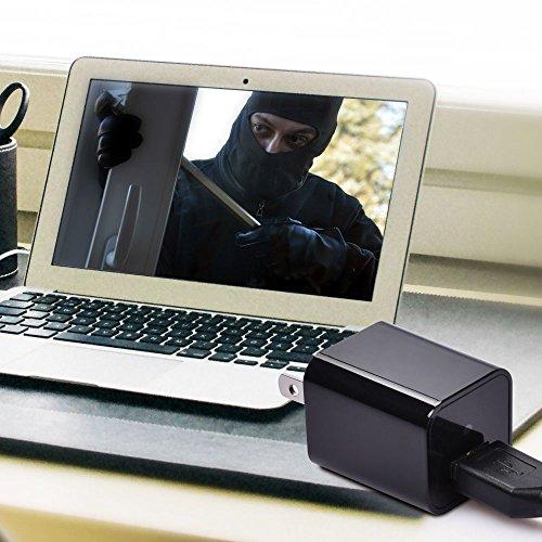 Spygear-Wifi Spy Camera Usb Wall Charger Hidden Camera -6117