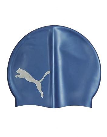 Puma Blue Swimming Cap (5253503)  Amazon.in  Bags 3b5e3477e78