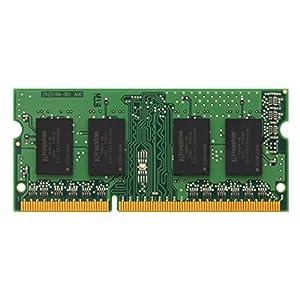 Kingston Technology 4GB 1600MHz DDR3L PC3-12800 1.35V Non-ECC CL11 SODIMM Intel Laptop Memory KVR16LS11/4 51rkuqCVBCL. SS300