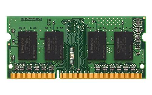 Kingston Technology 4GB 1600MHz DDR3L PC3-12800 1.35V Non-ECC CL11 SODIMM Intel Laptop Memory KVR16LS11/4