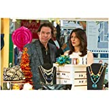 Leverage (2008 - 2012) 8x10 Inch Photo Timothy Hutton w/Gina Bellman in Jewelry Kiosk at Mall Pose 2 kn