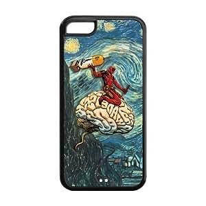 iphone 6 4.7 Case - Comics Superhero Deadpool Quotes iphone 6 4.7 TPU Designer Case Cover Protector