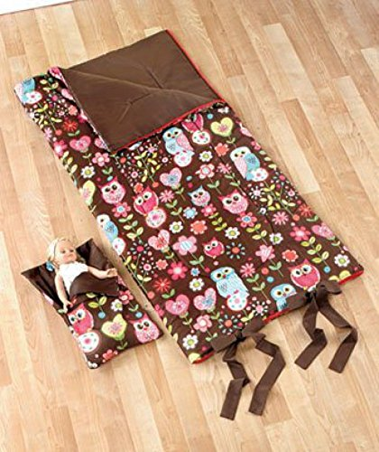 Matching Girl Doll Sleeping Bags product image