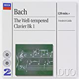 The Well-Tempered Clavier, Book 1 (2 CD)