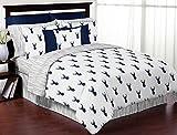 Sweet Jojo Designs Boys Accent Floor Rug Bedroom