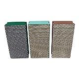 Alpha Diamond Hand Polishing Pad - (1) 3000 Grit Pad by Alpha Professional Tools