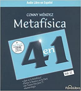 Metafisica 4 En 1 Volumen 2 Spanish Edition Conny Mendez 9781933499468 Books