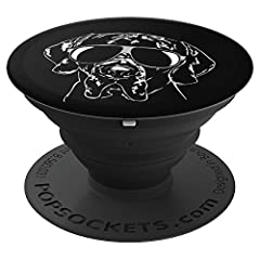 If you are a proud Great Dane owner and/or breeder, then this PopSocket is perfect for you. Makes an excellent Great Dane gift or present for Great Dane pet parents and admirers. Wonderful gift idea for Christmas, a birthday celebration or an...