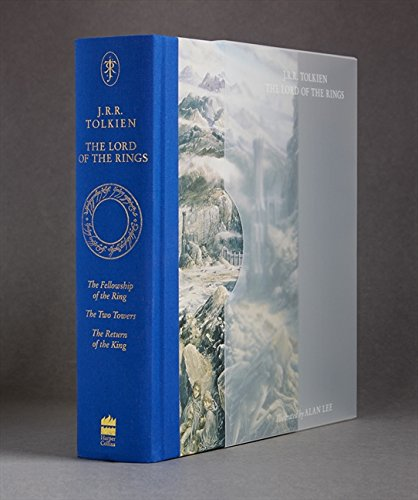 The Lord of the Rings: Amazon.es: Tolkien, J. R. R., Lee, Alan ...