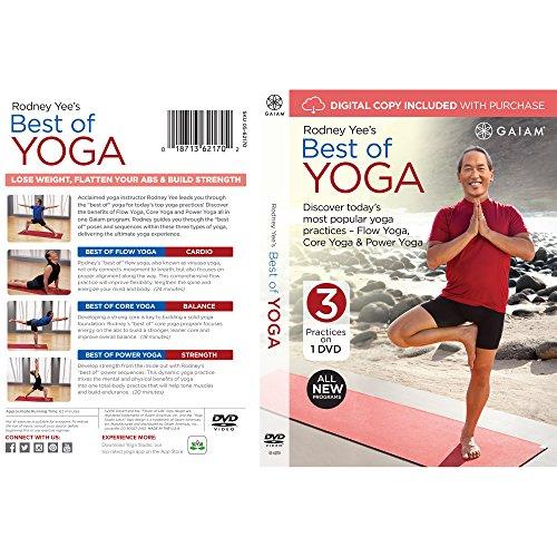Buy the best beginner yoga dvd