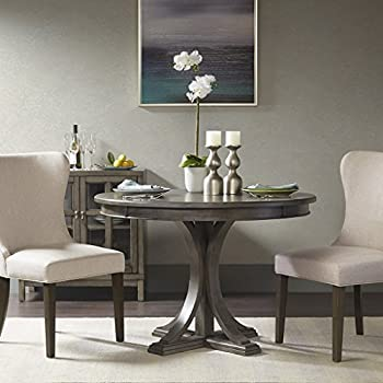 Helena Round Dining Table Reclaimed Grey See Below