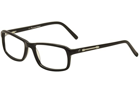 e6c33d8b3f Amazon.com  Fatheadz Balance Mens Eyeglass Frames - Black  Clothing