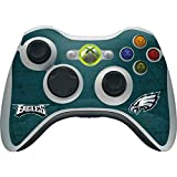 xbox 360 controller cover nfl - Skinit NFL Philadelphia Eagles Xbox 360 Wireless Controller Skin - Philadelphia Eagles Distressed Design - Ultra Thin, Lightweight Vinyl Decal Protection