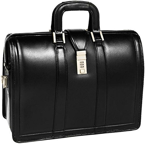 McKleinUSA MORGAN 83345 Black 17 Litigator Laptop Brief