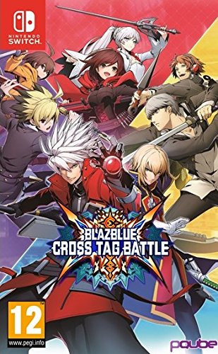 Blazblue Cross Tag Battle Special Trial